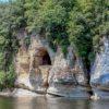 rocher riviere